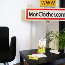 L'agence MonClocher.com est prête à vous accueillir !
