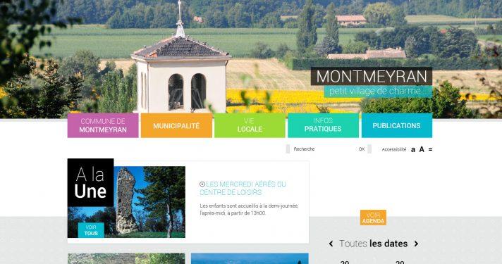 Commune de Montmeyran (26)