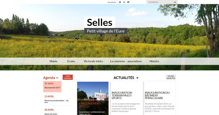 Commune de Selles (27)
