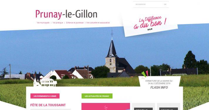 Commune de Prunay-le-Gillon (28)